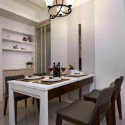 现代风格简约餐厅设计装修效果图赏析