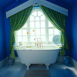地中海风格别墅卫生间设计装修效果图赏析