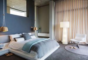 现代简约风格浅色卧室装修效果图赏析