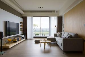 宜家风格轻松自然客厅设计装修效果图赏析