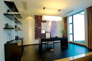 中式风格简约书房设计装修效果图赏析