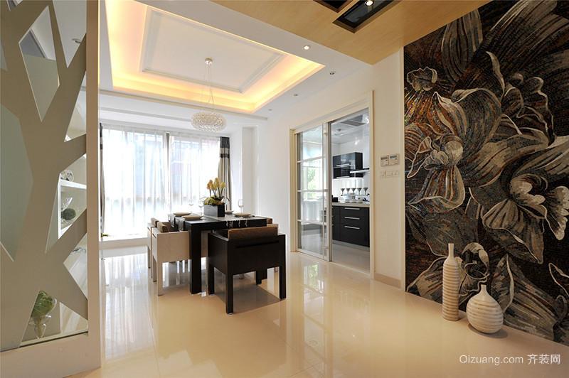 242平米现代简约风格别墅室内装修效果图赏析