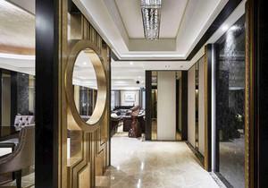 新古典主义风格大户型室内精致奢华室内隔断装修效果图