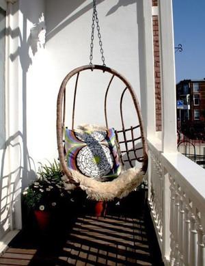 欧式风格休闲阳台设计装修效果图赏析