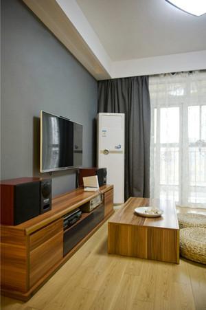 81平米宜家风格简约温馨两室两厅一卫装修效果图