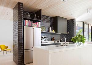 现代简约风格小户型厨房设计装修效果图赏析