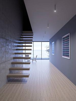 后现代风格创意楼梯设计装修效果图欣赏