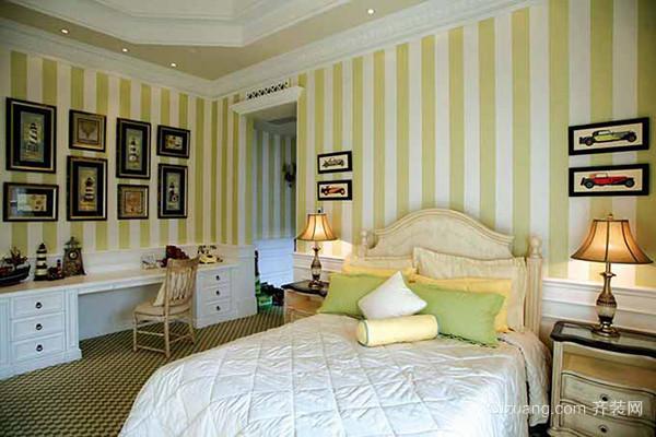 310平米欧式风格精致奢华别墅室内装修效果图赏析