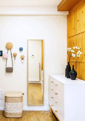88平米宜家风格文艺清新两室两厅室内装修效果图赏析