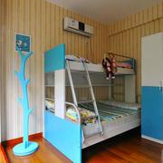 现代简约风格儿童房设计装修效果图赏析