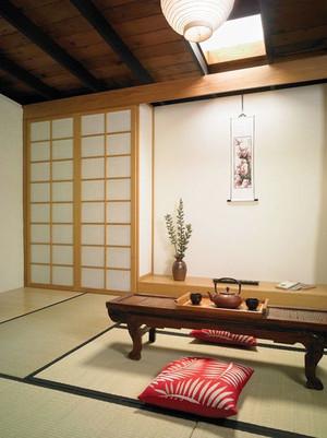 14平米日式风格简约榻榻米装修效果图赏析