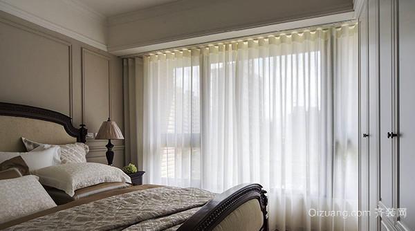 现代美式风格精致大户型室内装修效果图赏析