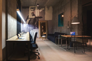 现代风格小型办公室装修效果图赏析