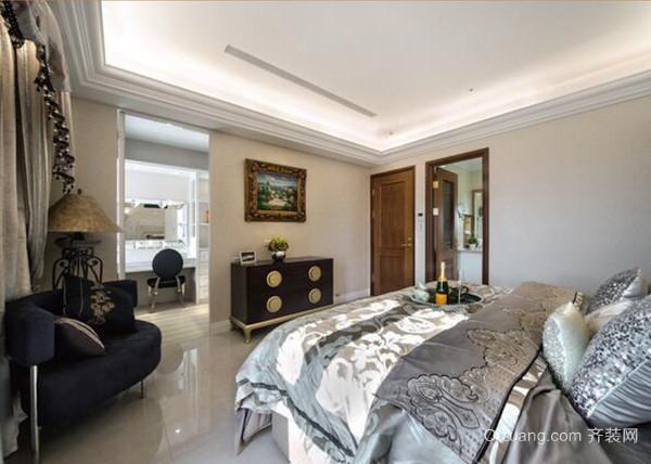150平米欧式风格精致大户型室内装修效果图赏析