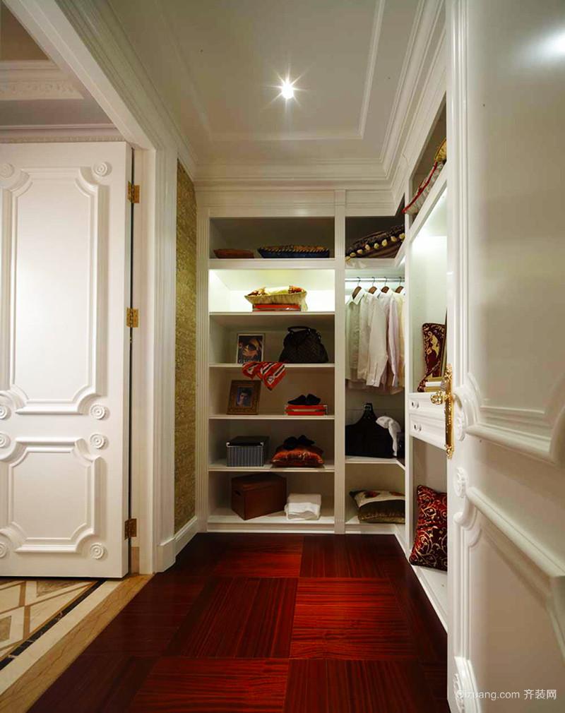 古典欧式风格精致奢华别墅室内装修效果图赏析