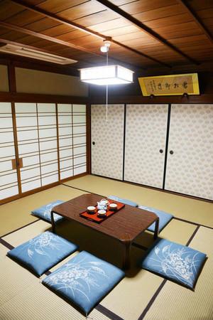 日式风格简约榻榻米装修效果图赏析