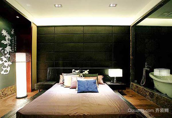 178平米中式风格别墅装修效果图赏析