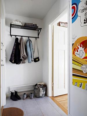 46平米北欧风格精致单身公寓装修效果图赏析