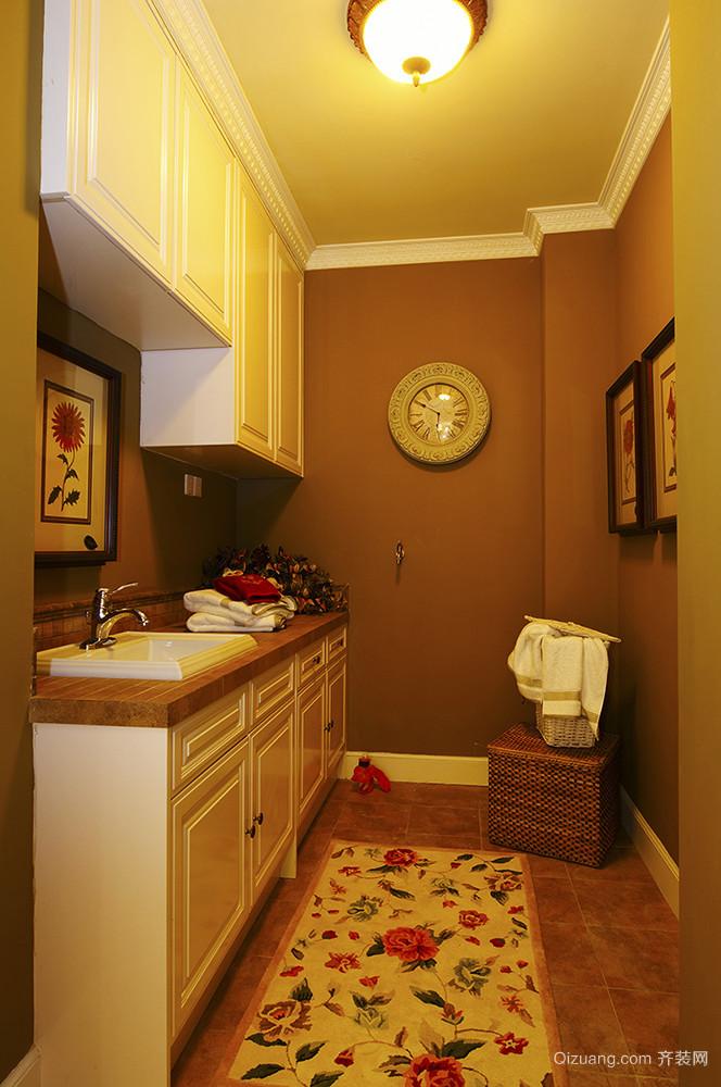 370平米古典欧式风格别墅室内装修效果图赏析