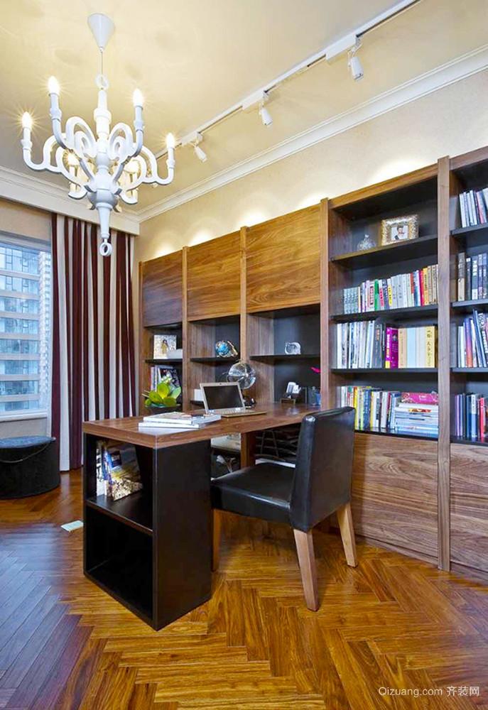 139平米精致欧式风格三室两厅室内装修效果图赏析