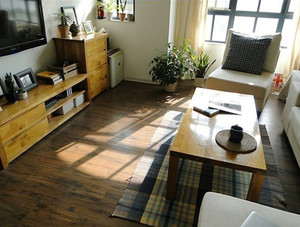 宜家风格简约小户型室内装修效果图案例