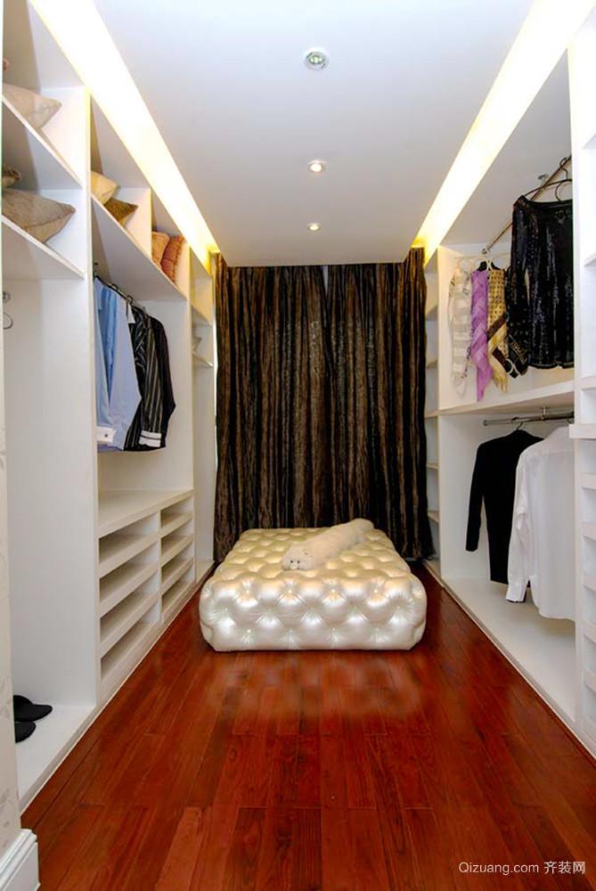 249平米欧式风格精致别墅室内装修效果图案例