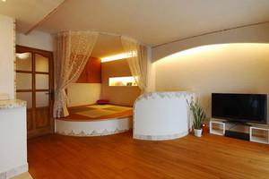 70平米日式风格简约两室一厅室内装修效果图赏析