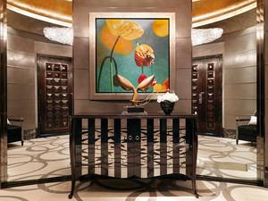 179平米新古典主义风格大户型室内装修效果图案例