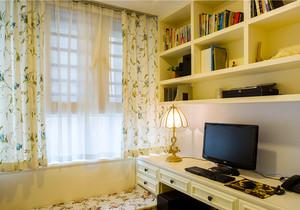 现代简约风格小书房设计装修效果图