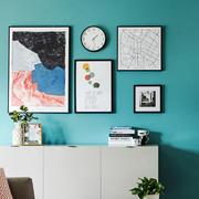 宜家风格文艺清新照片墙装修效果图赏析