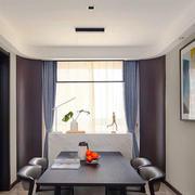 新中式风格简约餐厅设计装修效果图赏析