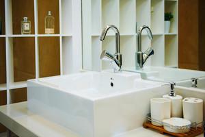 100平米现代风格温馨简约室内装修效果图案例