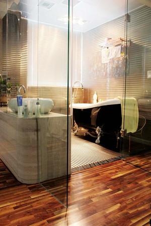 120平米简欧风格珠光宝气室内装修效果图案例