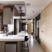 现代风格简约室内吧台设计装修效果图赏析