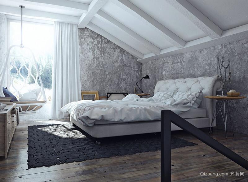 166平米北欧风格loft装修效果图赏析