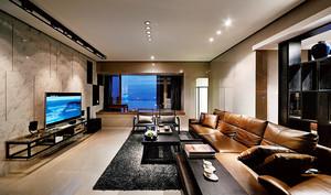 135平米新中式风格精致大户型室内装修效果图案例