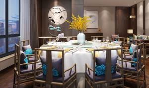 中式风格古朴雅韵酒店包厢设计装修效果图赏析