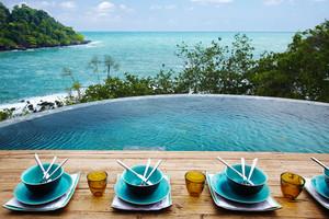 216平米东南亚风格度假别墅装修效果图赏析