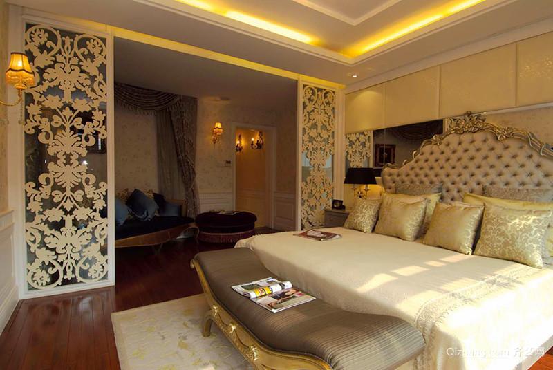 356平米欧式风格精美别墅室内装修效果图赏析