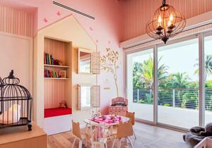 清新风格活泼儿童房设计装修效果图欣赏
