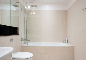 6平米现代简约风格卫生间装修效果图欣赏