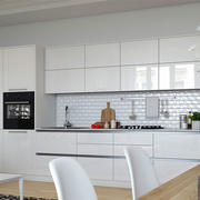 北欧风格小户型开放式厨房装修效果图赏析