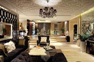 300平米新古典主义风格别墅装修效果图案例