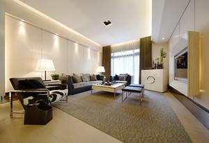 216平米新中式风格雅韵悠长别墅室内装修效果图