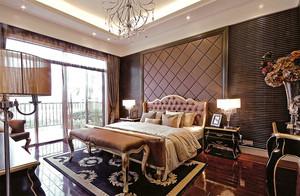 400平米古典欧式风格精致别墅室内装修效果图赏析