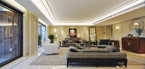 141平米简欧风格温馨三室两厅室内装修效果图赏析