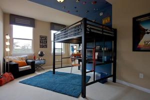 后现代风格创意儿童房设计装修效果图赏析