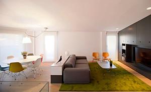 300平米现代风格休闲舒适别墅装修效果图案例