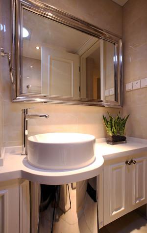 103平米简欧风格温馨两室两厅室内装修效果图案例