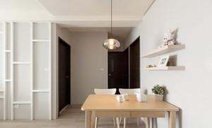宜家风格小户型简约餐厅设计装修效果图